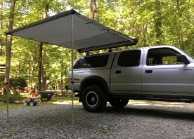 best rooftop tent for rain and harmful rays