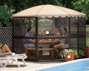 What is the best screen house for camping