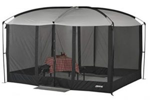 Camping tent screen room