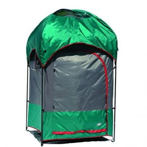 best showet tent and changing room