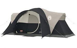 Coleman montana 8 person tent for all seasons