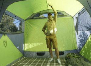tall peak height tents