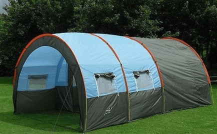 tunnel tents for camping