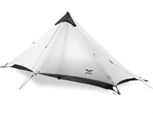 lightweigh teepee trekking tent