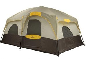best 2 room large tent for privacy protection