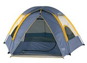 wenzel 3 man dome tent