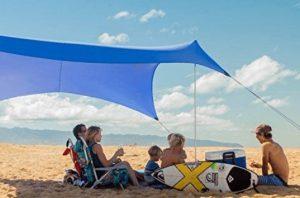 high wind beach canopy tent