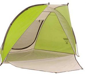 best coleman beach tent for wind