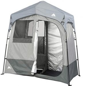 Hot Sale Ozark Trail 2 room camping shower tent