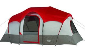 Wenzel lightweight 2 room tent