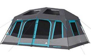 Ozark Trail 10 man dark rest instant cabin tent
