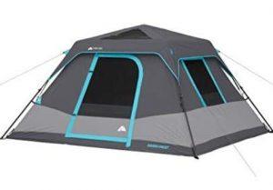 Ozark Trail 6 man instant cabin tent