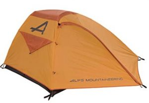 ALPS Mountaineering 4 season couple tent