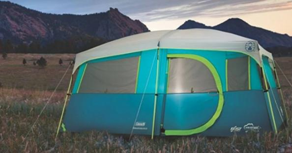 choose the best 2 room tents