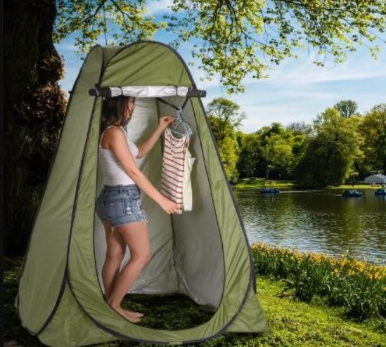 what is the best camping shower tent