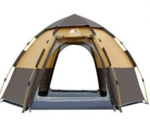 best waterproof outdoor instant dome tent