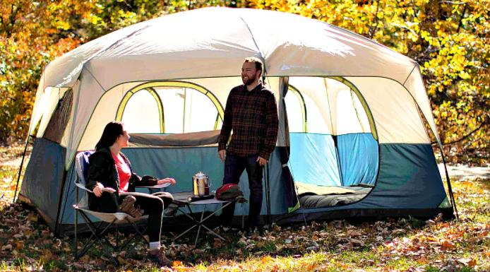what is the best instant cabin tents
