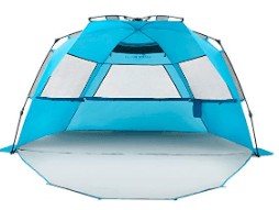 Pacific XL beach tent for camping