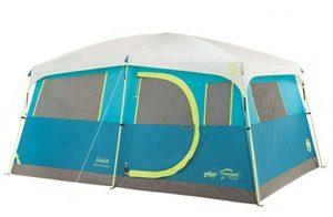 Coleman 8 Person 2 Room Tent