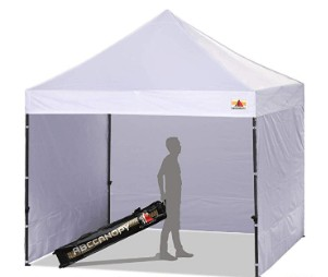 large sun shelter tent without floor