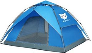best night cat small instant tent