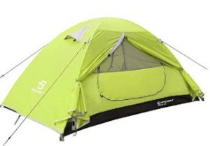 best waterproof tent for couple backpacking