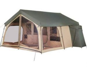 Ozark Trail 14 person Spring Lodge Cabin tent