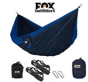 nylon 2 man hammock tent for camping