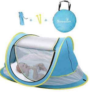 instant beach tent for toddlers