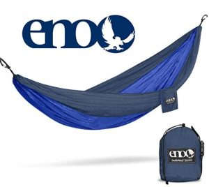 easy-to-store and use hammock tent for two