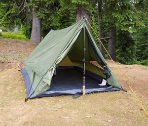 Frame Tent for trekking