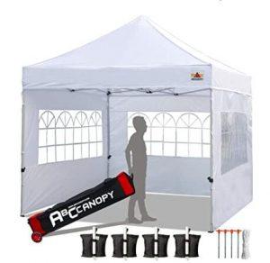 10x10 outdoor tent