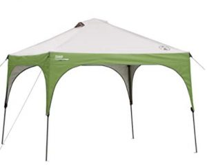 coleman 10x10 canopy