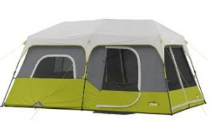 best tall tent that seniors can stand up in