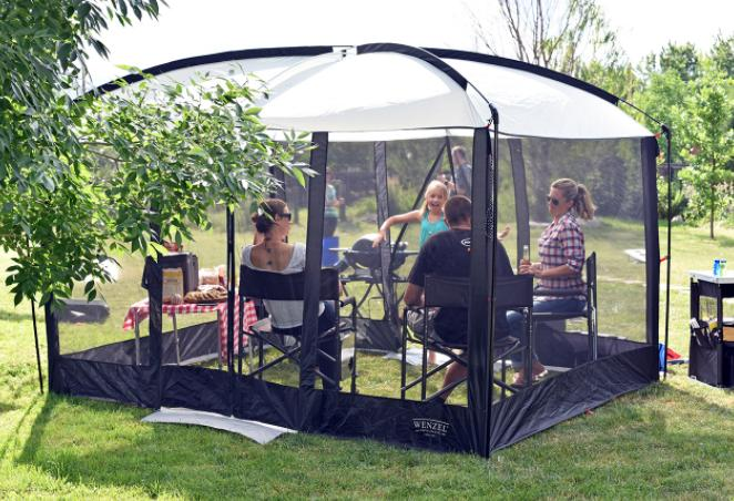what is the best screen tent for camping