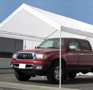 auto frame tent
