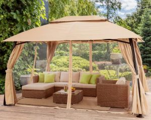 what is a gazebo tent