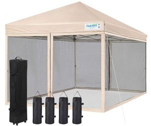 Best pop up instant screen canopy