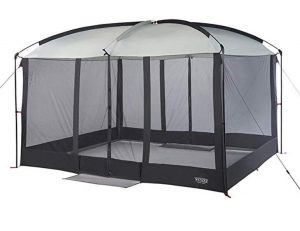 tall screen tent for camping