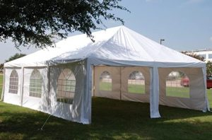 30 x 20 inch frame tent