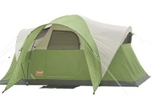 Coleman Montana tent for family of 6