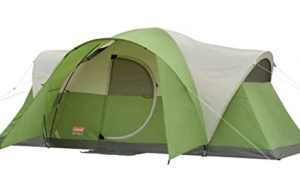 Coleman affordable 8 man tent