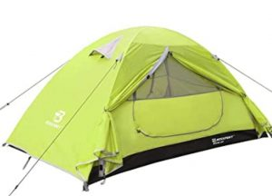 cheap waterproof tent for backpacking