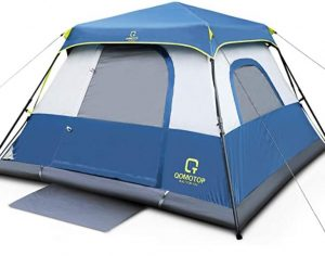 cheap instant cabin tent