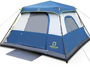 pop up rain protected cabin tent