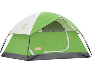best sale Coleman tent for camping with kids