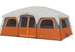 large windproof tent