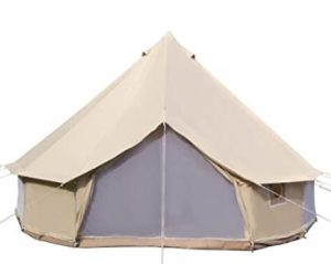 Dream House canbas cabin style tent