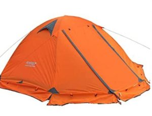 4 season windproof tent