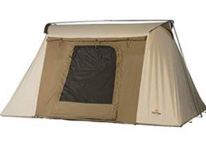 Teton 4 season cotton canvas cabin tent